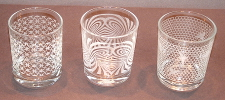 picture of 3 mixer glasses