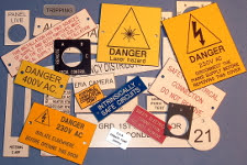 medium size picture of panel labels